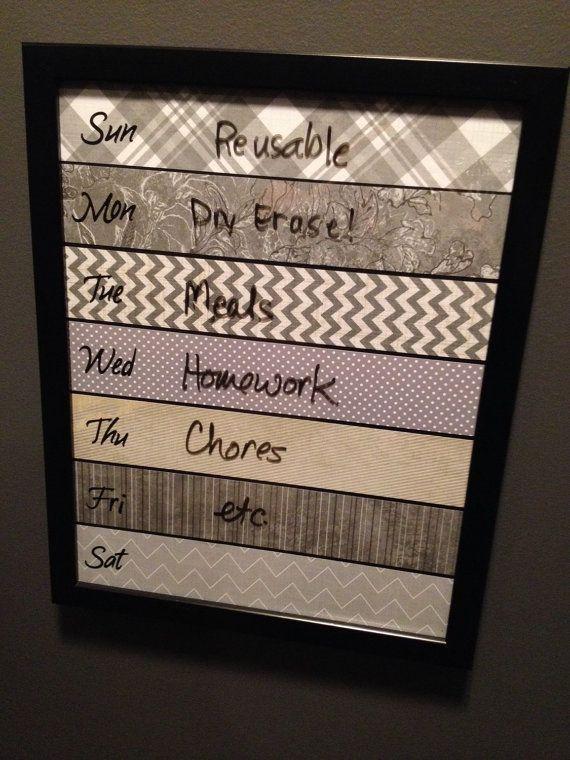 1000 Ideas About Dry Erase Calendar On Pinterest Dry