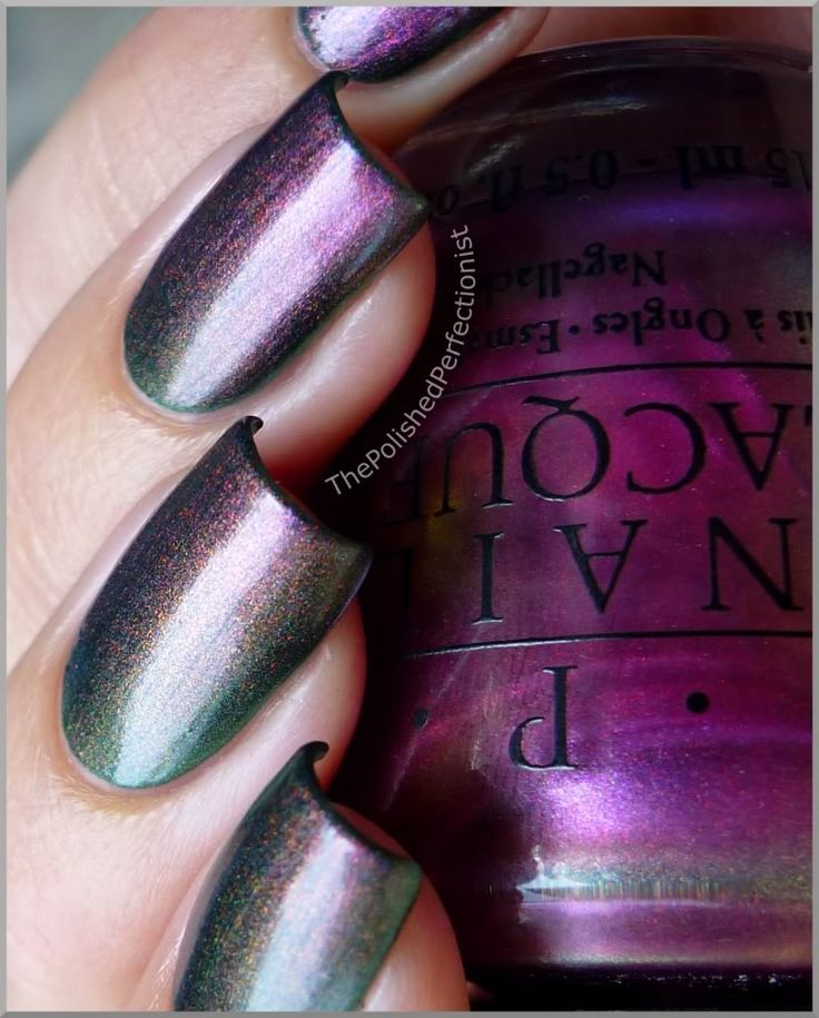 OPI Movin' Out #nails