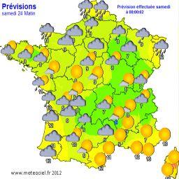 Meteociel - Prévisions météo pour De Panne ( 8660 - Belgique ) - Météo De Panne - Météo 8660 - Belgique