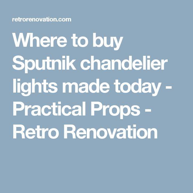 17 Best ideas about Sputnik Chandelier – Best Place to Buy Chandeliers