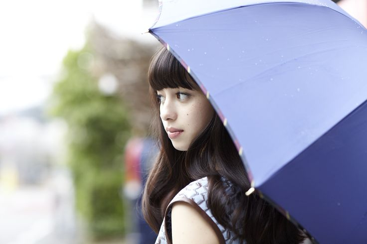 Ayami Nakajo×Blue #中条あやみ