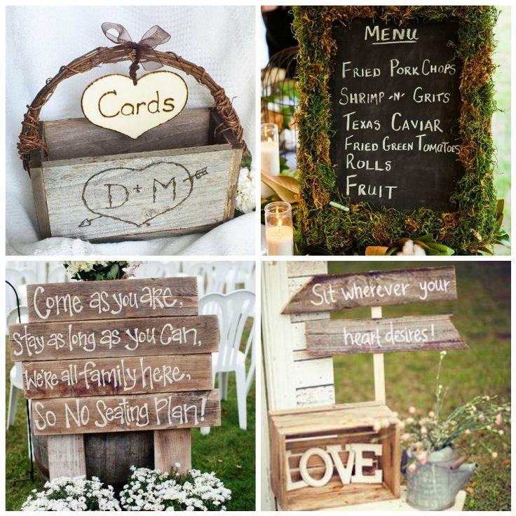 Wedding Reception Signs Ideas: 1400 Best Wedding Ideas Images On Pinterest