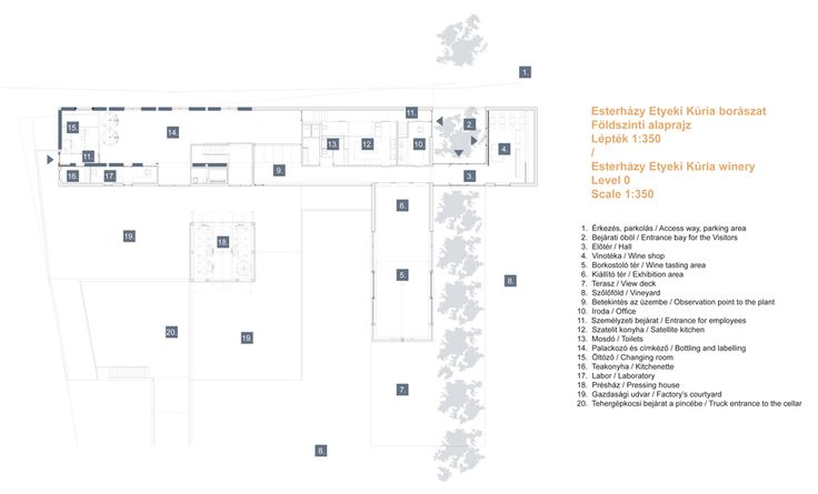 66 best winery and cidery buildings images on pinterest for Winery floor plans by architects