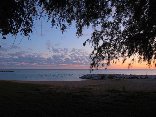 Goderich Ontario Sunset