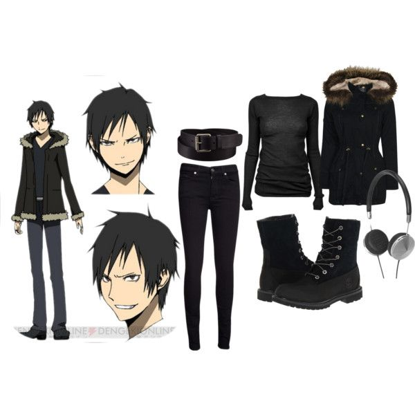 http://www.polyvore.com/anime_inspired_outfits_izaya_durarara/set?id=104894789 ANIME INSPIRED OUTFITS; Izaya/Durarara! inspired outfit