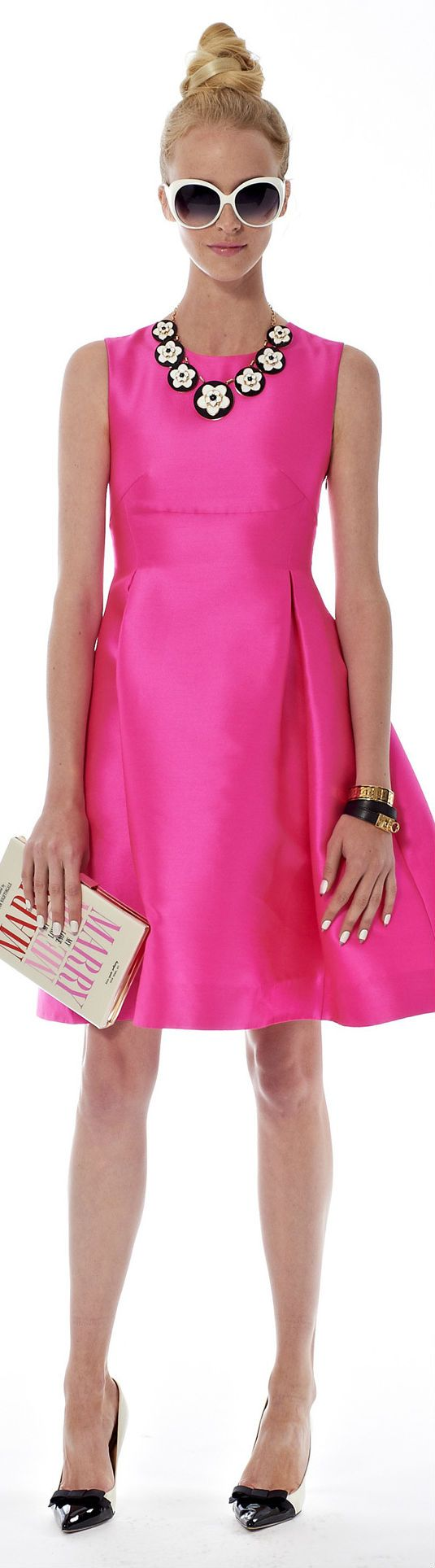 Kate Spade  2014. If you don't smile when seeing this, seek professional help...
