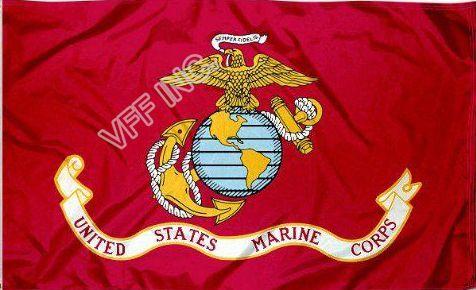 Морской Пехоты США Корпус Морской Пехоты Сша Орел Глобус Якорь Флаг 3ft x 5ft Полиэстер Баннер Летающий 150*90 см Пользовательские открытый AF44