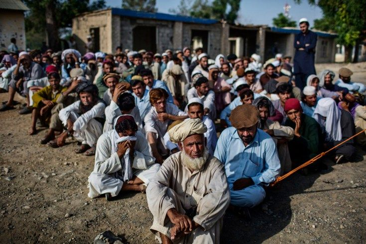 The New York Times: Pakistani Refugees Are Streaming Into Afghanistan