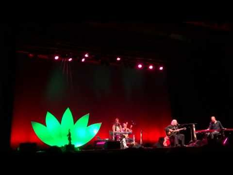 Deva Premal & Miten, Swiss Tour - Live at Kongresshaus, Zurich. The Yoga of sacred Song and Mantra World Tour with Manose and Special guest Maneesh de Moor