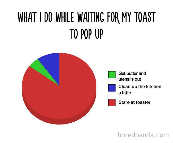 Best Funny Pie Charts Images On Pinterest So True Beads And - Hilariously honest pie charts