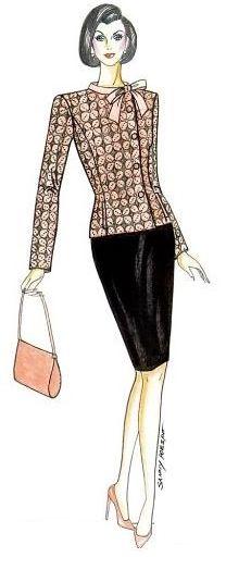 Jenis Model Baju Kerja Wanita | cara menjahit: kebaya modern|Pola Menjahit Pakaian Anak dan Dewasa|Tutorial hijab modern