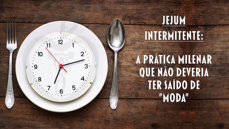 MANUAL DO JEJUM INTERMITENTE: A PRÁTICA MILENAR QUE CONCILIA SAÚDE, EMAGRECIMENTO E ESPIRITUALIDADE