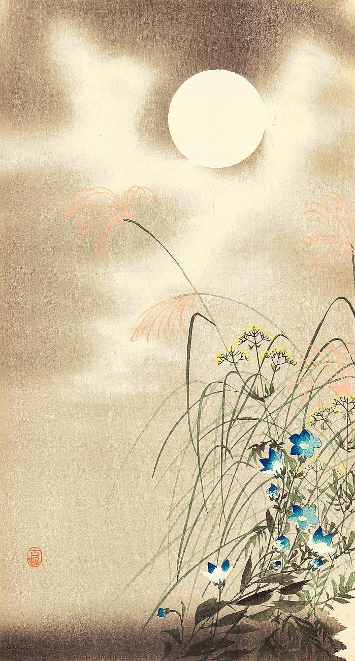My Pinterest - blackcoffeecinnamon:     Ohara Koson (1877-1945) ...