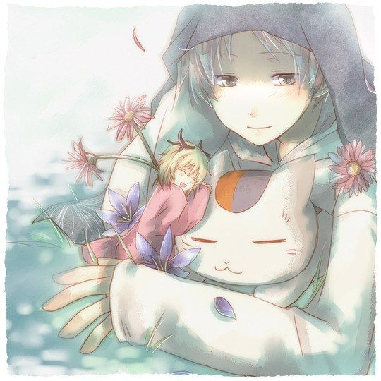 Тетрадь Дружбы Нацумэ / Natsume Yuujinchou