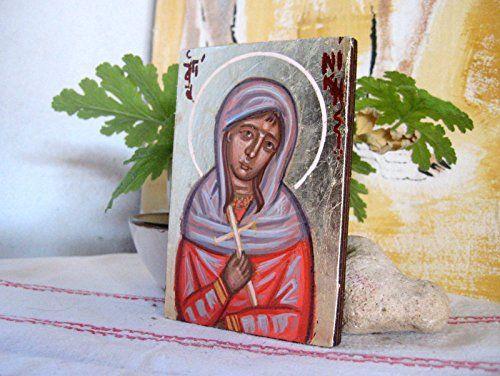 St Niki miniature the Greek orthodox icon name day gift m... https://www.amazon.com/dp/B0785W71NG/ref=cm_sw_r_pi_dp_x_FtTkAb6A7RW9X
