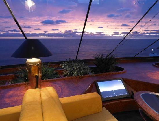 #lounge with a view! #MSCYachtClub