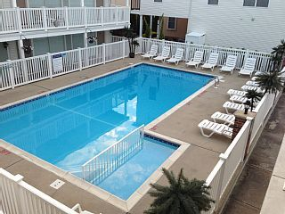 Beautiful+1+bedroom+condo+steps+away+from+the+beach+and+boardwalk.++++Vacation Rental in South NJ Shore from @homeaway! #vacation #rental #travel #homeaway