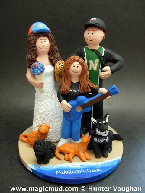Minnesota North Stars Wedding Cake Topper 1 800 231 9814  magicmud@magicmud.com  http://www.magicmud.com  https://twitter.com/caketoppers         https://www.facebook.com/PersonalizedWeddingCakeToppers  $385  #wedding #cake #toppers #custom #personalized #Groom #bride #anniversary #birthday#weddingcaketoppers#cake toppers#figurine#gift#wedding cake toppers #mixedFamily#blendedFamily#stepFamily#stepdad#stepmom#children#kids#family#stepbrother#stepsister
