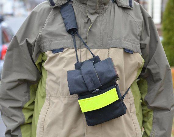 6-in-1 reversible mini EDC bag by LabodeSacs on Etsy