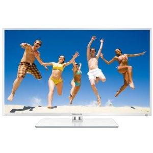 Thomson 42FU5553W 107 cm (42 Zoll) LED-Backlight-Fernseher Energieeffizienzklasse A  (Full-HD, 100 Hz CMI, SMART TV, Share & See, WiFi Ready, DVB-C/-T, 4x HDMI, CI+, USB 2.0) weiß