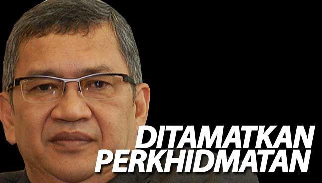 Peguam negara Gani Patail ditamatkan perkhidmatan - http://malaysianreview.com/135564/peguam-negara-gani-patail-ditamatkan-perkhidmatan/