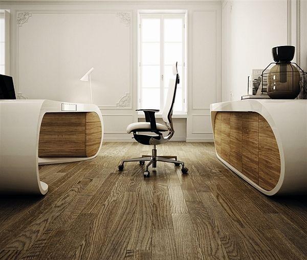 65 best images about desk on Pinterest  Modern desk Office desks