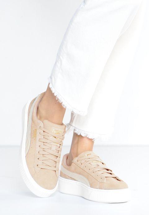 puma suede platform safari sneaker