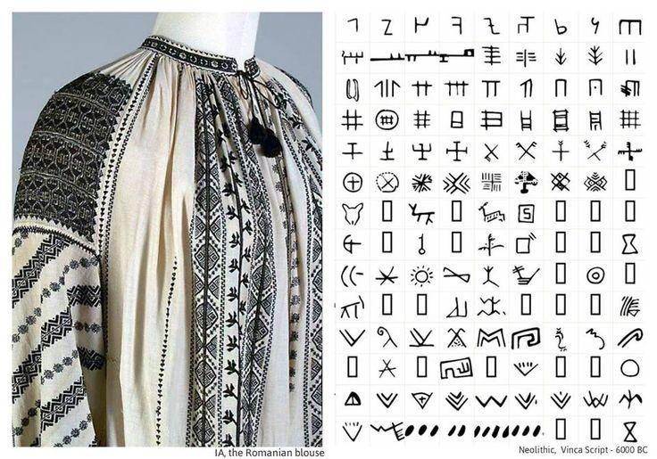 Ie si simboluri romanesti autentice