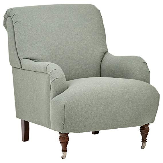 Amazon Com Stone Beam Cameron Classic Oversized Chair 32 W