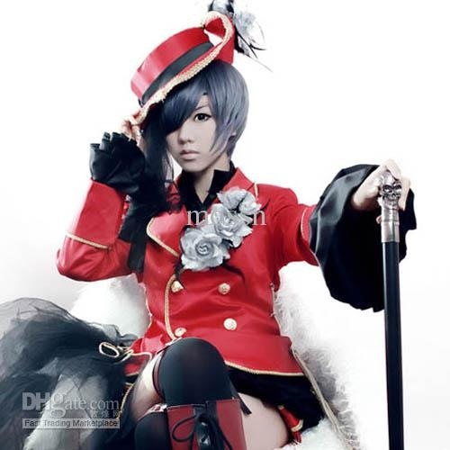 ciel phantomhive cosplay - photo #14