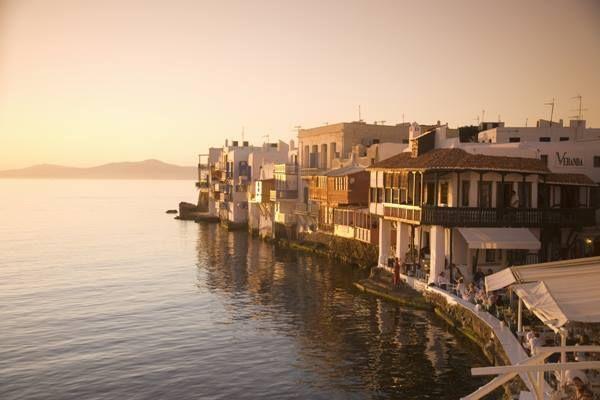 """Little Venice"" district at #sunset!"