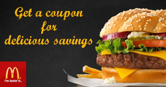 Get Big McDonald's Savings.    Get them here: http://free4him.ca/restaurants-and-fast-food/crave-save-from-mcdonalds/