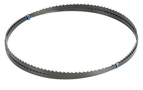 Silverline 633924 Ruban de scie 6 tpi: En acier à ressort de qualité premium CS80 Pour la coupe des métaux non ferreux, du plastique et du…