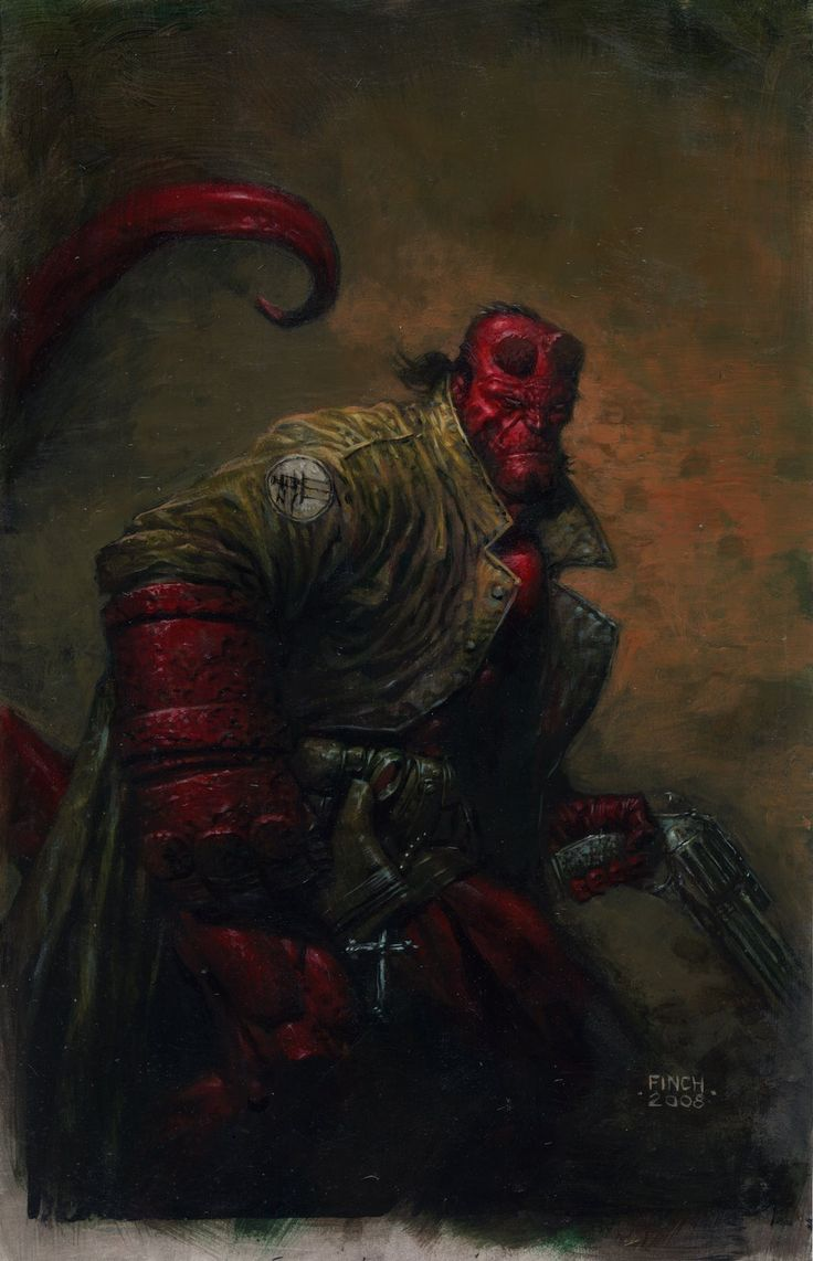 hellboy characters | General Information
