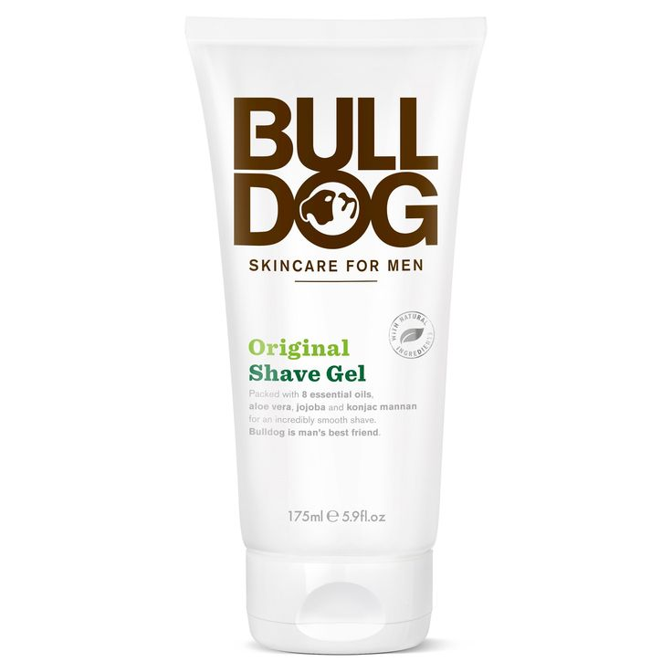 Bulldog Original Shave Gel - 5.9 oz