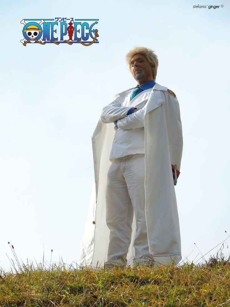 Personaggio: Monkey D Garp Manga/Anime: One Piece PH: @lucyginger93