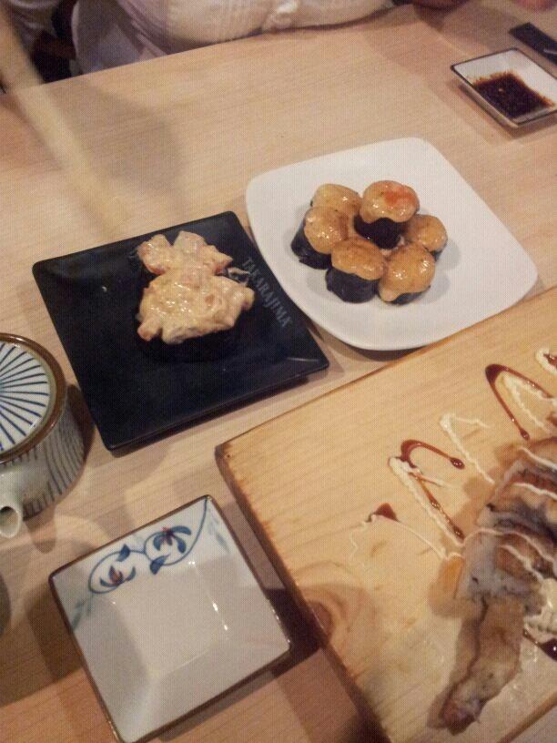 Sushi takarajima