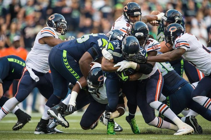 Seahawks vs Bears   8/22/2014 - Seahawks concluded their home preseason schedule 34-6 against the Chicago Bears.