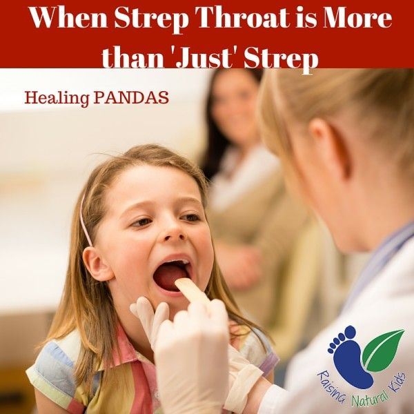 When Strep Throat is More than 'Just' Strep