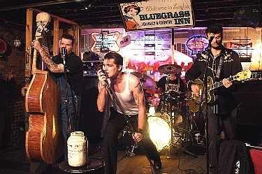 Trash casino band