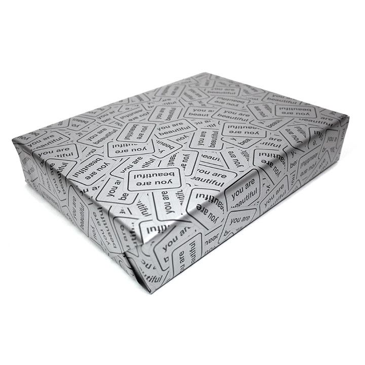 You Are Beautiful Gift Wrapping Service