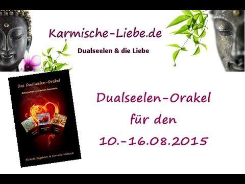 Dualseelen-Orakel für den 10.-16.08.2015 | Karmische-Liebe.de