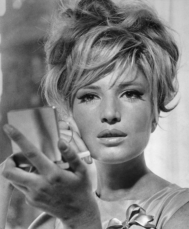 60s Italian icon Monica Vitti
