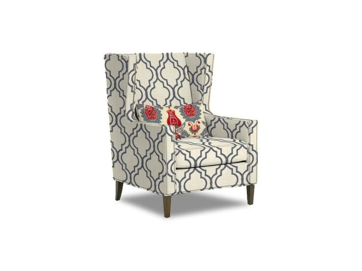 Kravet Living Room Nails additional; Custom inquiries invited Brookfield Chair - Kravet - New York, NY