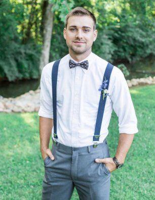 Подтяжки на свадьбу
