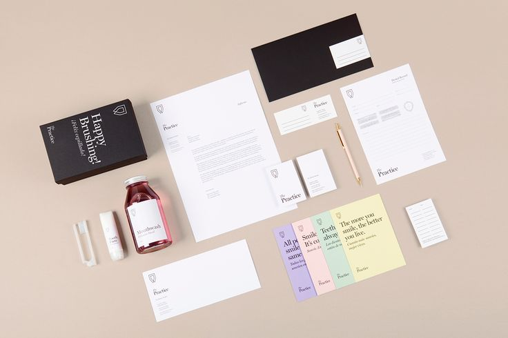 This minimal identity containing beautiful pastel colours was devisedby Brazilian designer Mayra Monobe for a dental clinic in Barcelona. The combination of a strong logo mark and considered type placement ensure a clean and freshidentity, . . .