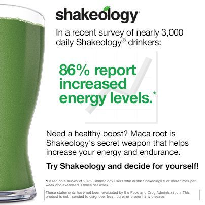What is Shakeology? It's a natural Energy booster! http://www.onesteptoweightloss.com/shakeology-results #ShakeologyResults