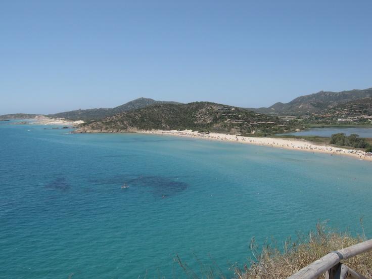 Chia Pula Sardegna