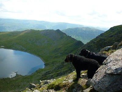 Helvellyn featured on new Ullswater Cottages website including some great photos