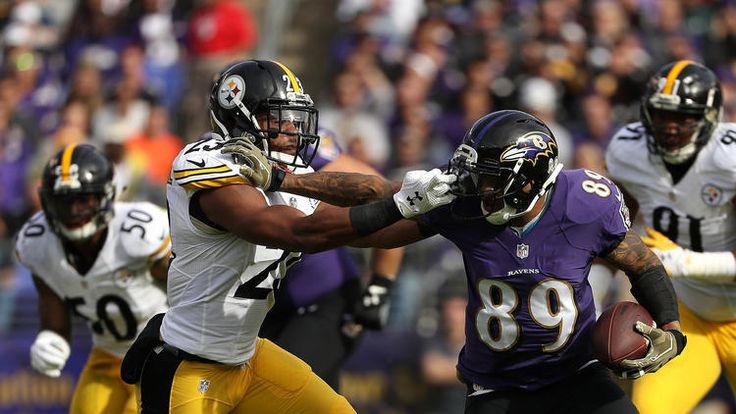 Pittsburgh Steelers vs. Baltimore Ravens